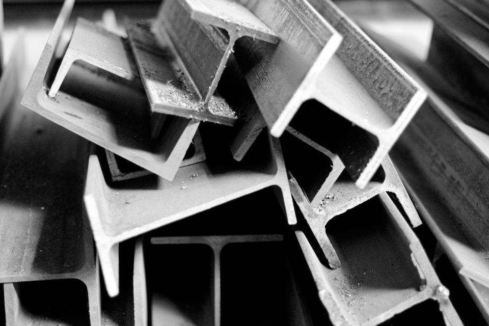 Kitos metalo konstrukcijos